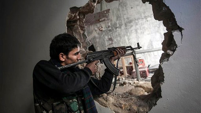 Assessing chemical weapon fears in Syria