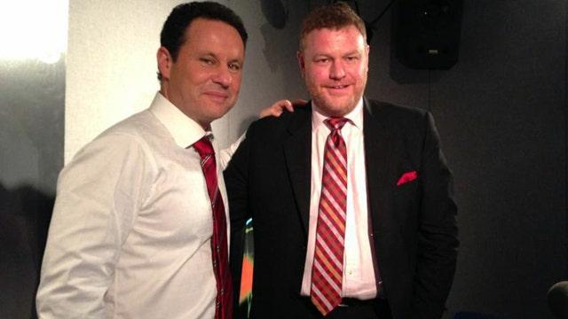 Brian and Mark Steyn