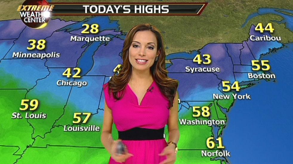 Fox Northeastern Weather Forecast: 12/5