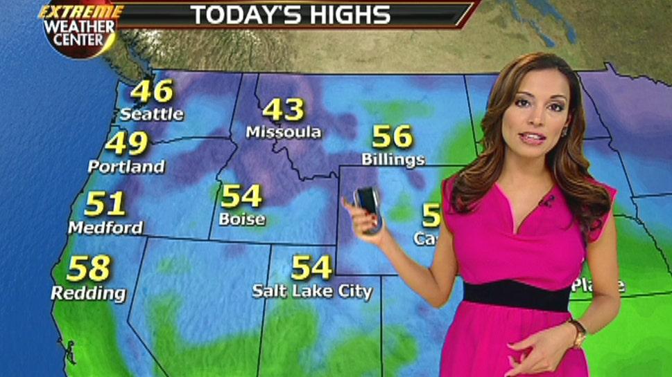 Fox Northern & Mid-Western Weather Forecast: 12/5