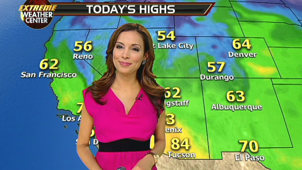 Fox Central/Southwest Weather Forecast: 12/5