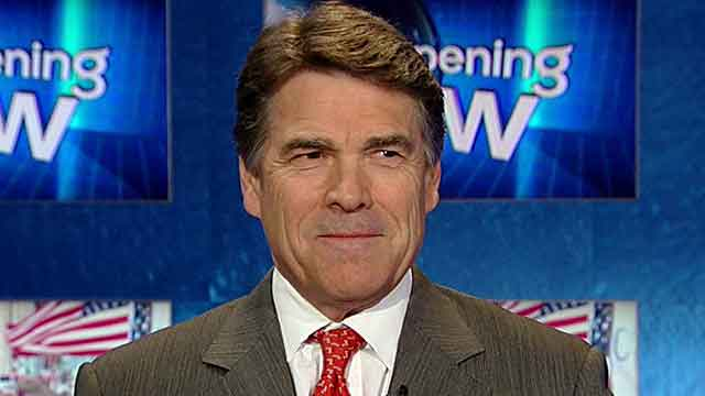 Gov. Rick Perry on future of GOP