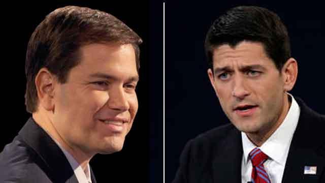 Ryan, Rubio lay out GOP future plans
