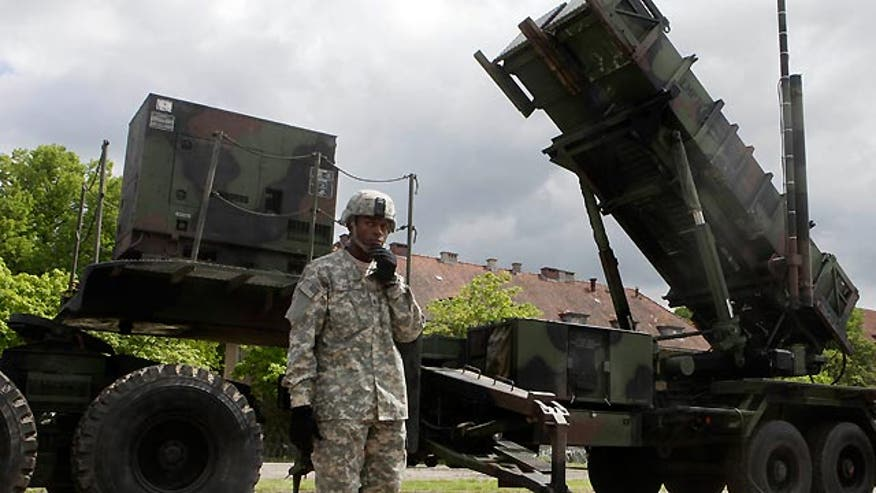 Military may help Turkey operate Patriot missiles