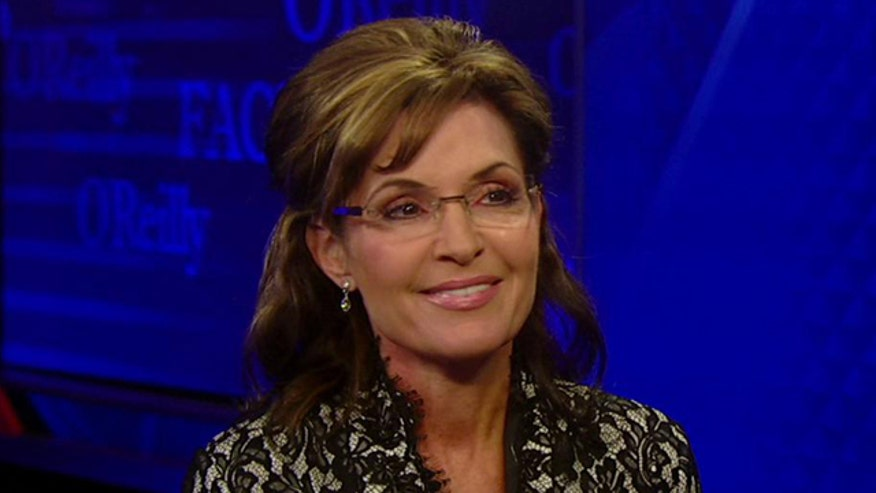 Sarah Palin on defending Christmas in America in her new book