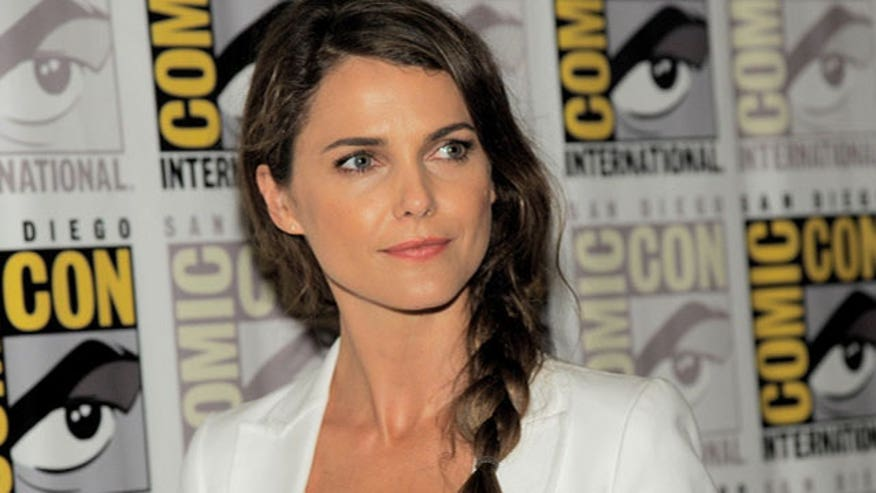 Keri Russell was asleep when burglars broke into her home