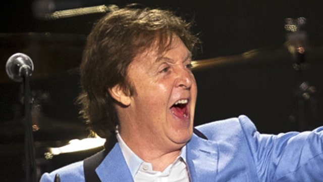 Rock legends show no sign of slowing down