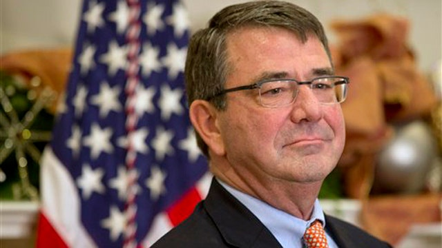 Will Ashton Carter have respect of US servicemen and women?