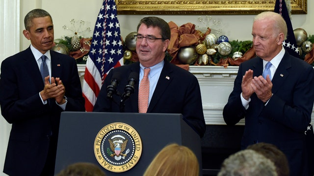 Chris Wallace on challenges ahead for Ashton Carter