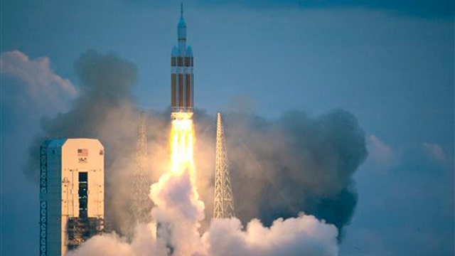 Will the Orion test-flight pave mankind's way to Mars?