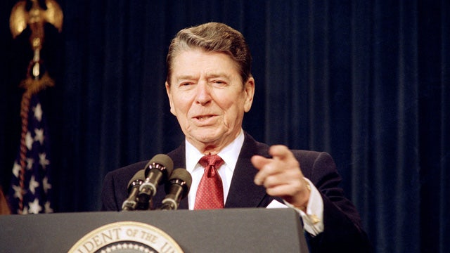 Dems use Reagan in push for tax hikes, delayed deportations