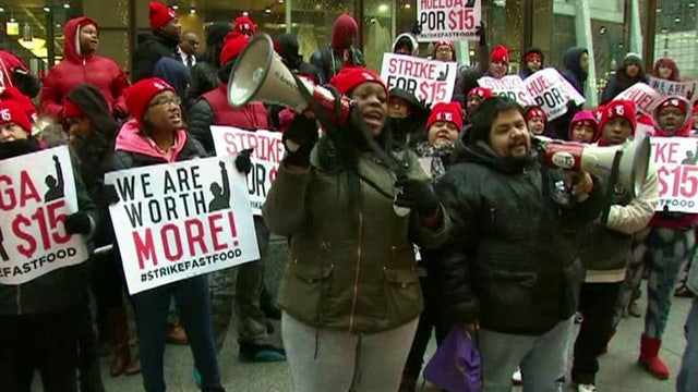 Cavuto: Workers being 'maximum used' by union bosses