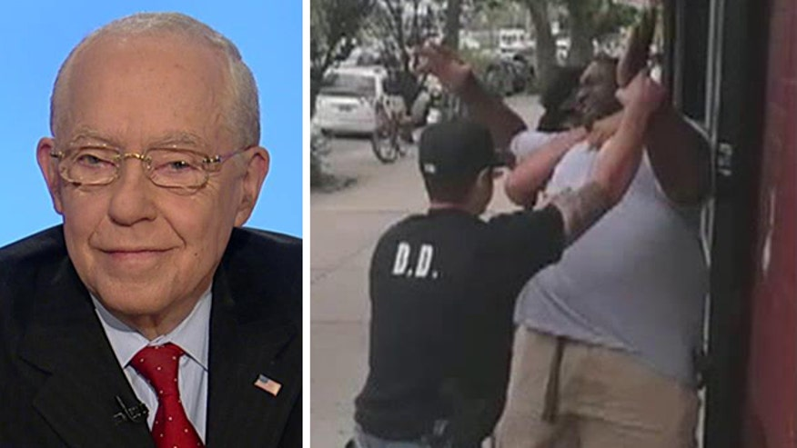 Former attorney general reacts to Justice Department plans to conduct investigation into chokehold death