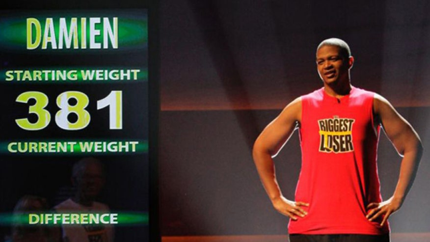 'Biggest Loser' contestant Damien Gurganious dies at 38
