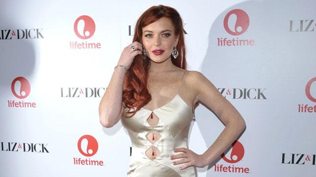 Does Lindsay Lohan owe the IRS money?