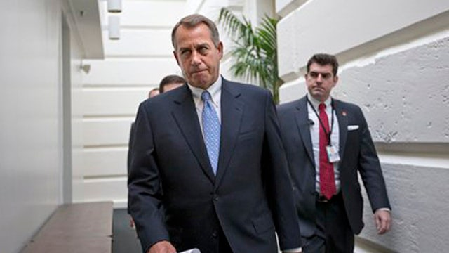 Could Boehner get booted?