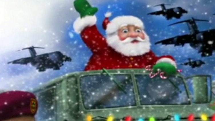'The Night Santa Got Lost'