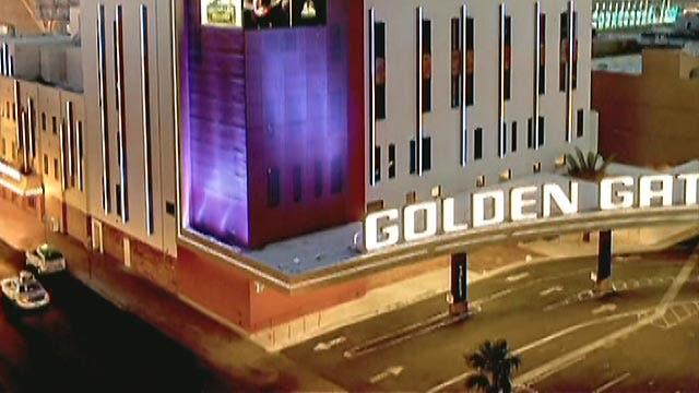 Vegas' First Hotel Gets A Reboot
