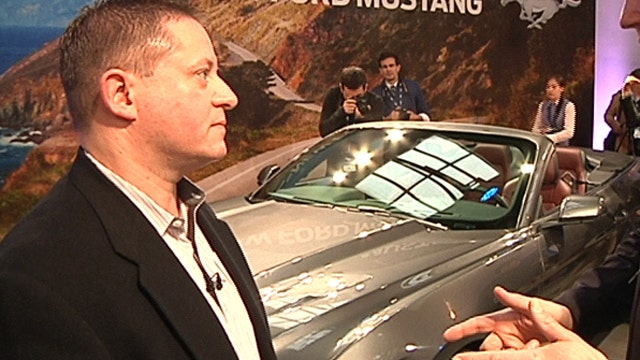 Will Mustang Run the 'Ring?