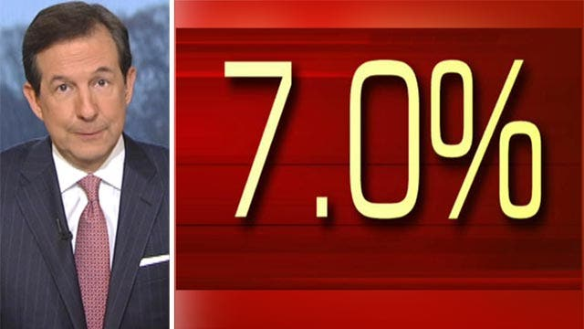 Chris Wallace on November jobs report, ObamaCare politics