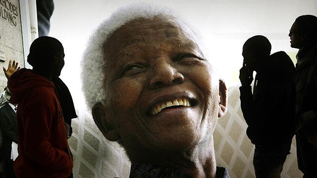The world remembers the life of Nelson Mandela