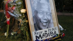 Nelson Mandela's luminous presence shines radiantly. As a young white South African in the ninety-seventies I was captivated by his moral authority that no jail could imprison.