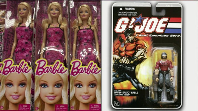 'No Gender December' calls for 'more inclusive' toys
