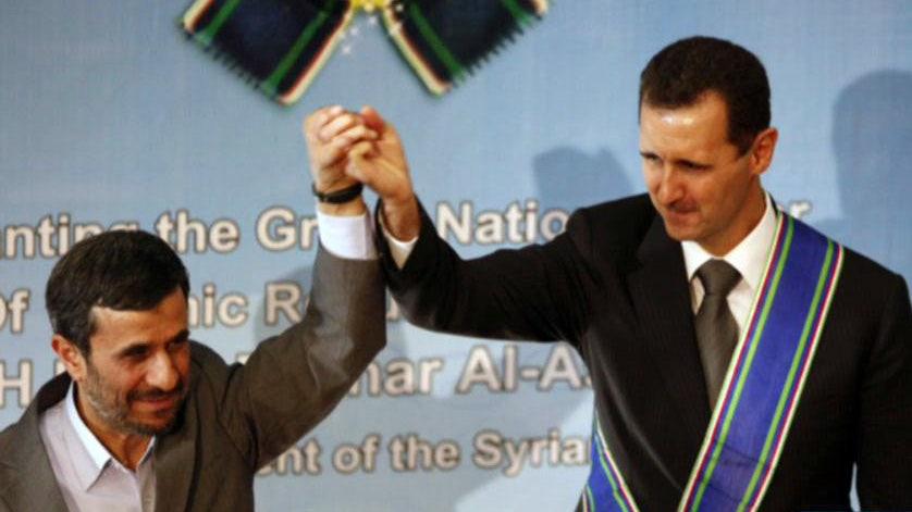 International pressure builds against Syrian regime