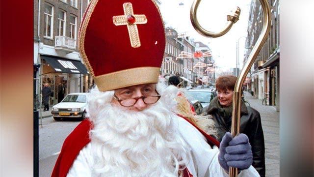 Saint who became Santa