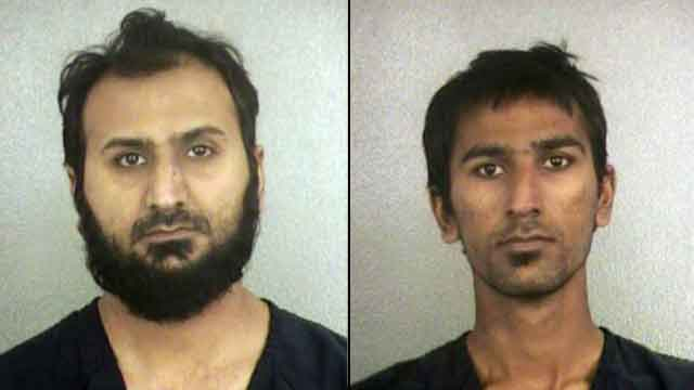 Brothers charged in terror conspiracy due in court