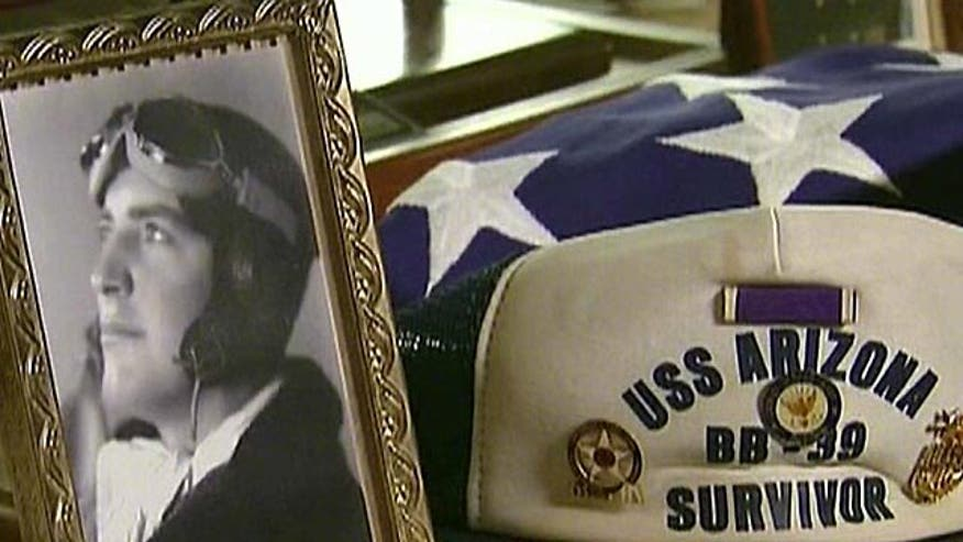 Pearl Harbor survivor's incredible story