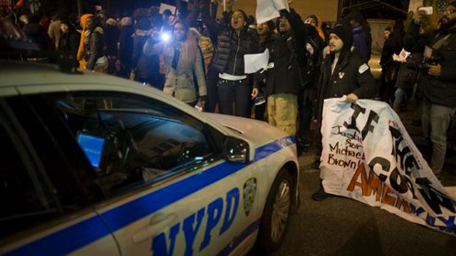 Why are police under attack across America?
