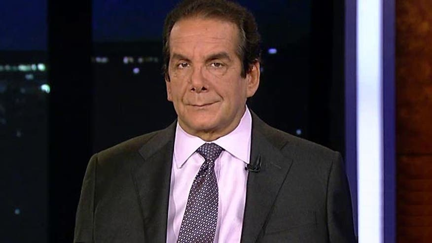 "Krauthammer: ""What exactly is to gain here?"""