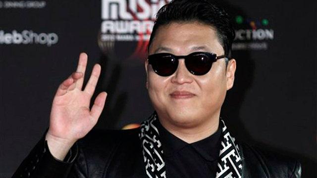 Should 'Gangnam' rapper perform for president?