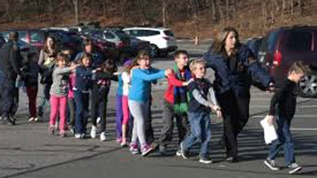 Recounting the Newtown tragedy.