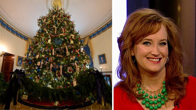 White House holiday traditions
