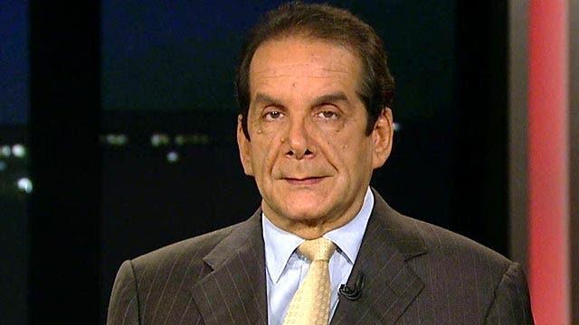 Krauthammer on Congress & Iran