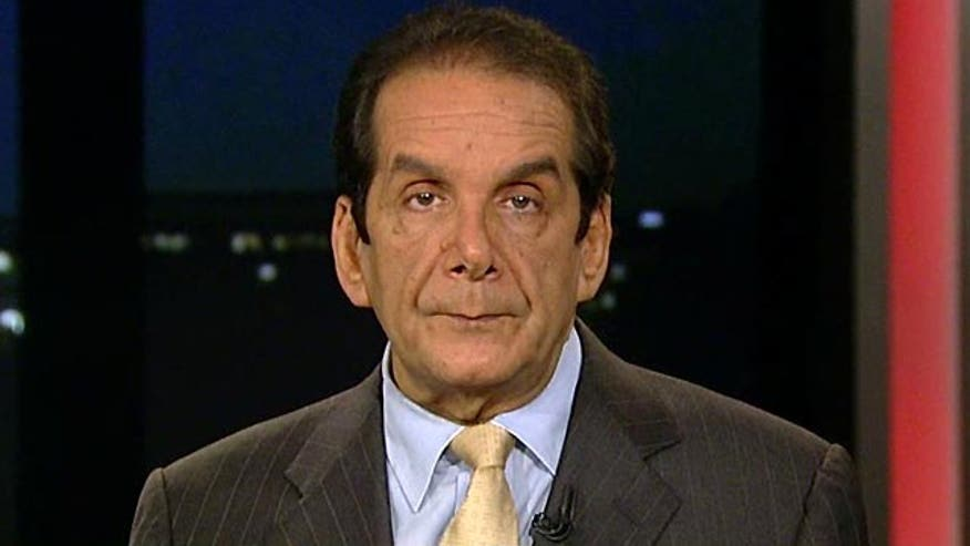 "Syndicated columnist Charles Krauthammer told viewers Monday that the possibility that the White House would reject a Senate proposal that would impose new sanctions on Iran would show that the administration's attitude towards a deal is ""fatuous."""