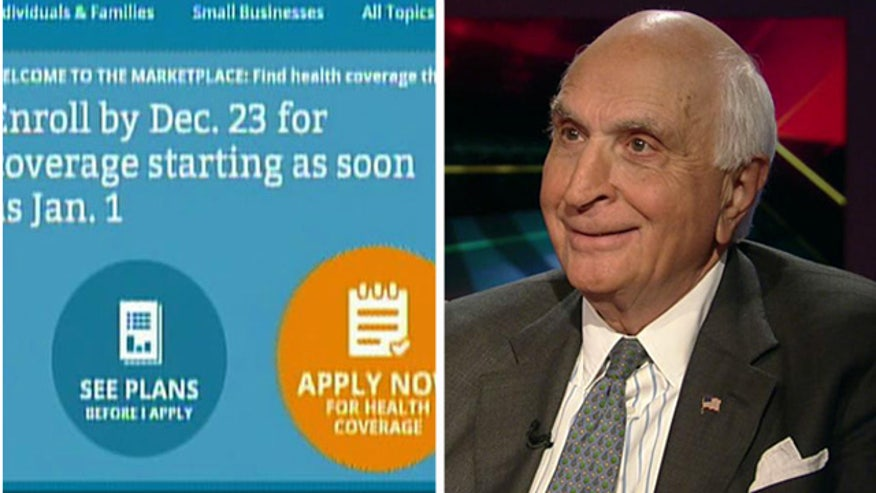 Ken Langone speaks out on 'Your World'