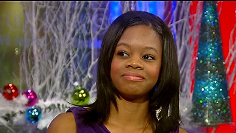 Fox Flash: Gabrielle Douglas