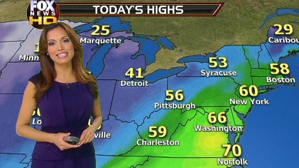 Fox Northeastern Weather Forecast: 12/10