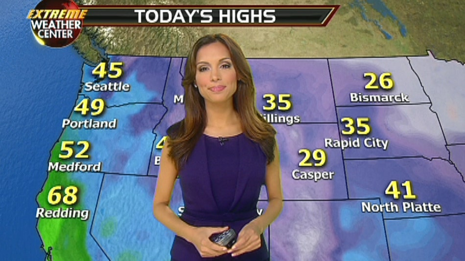 Fox Northern & Mid-Western Weather Forecast: 12/10