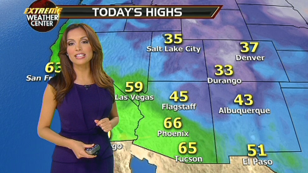 Fox Central/Southwest Weather Forecast: 12/10