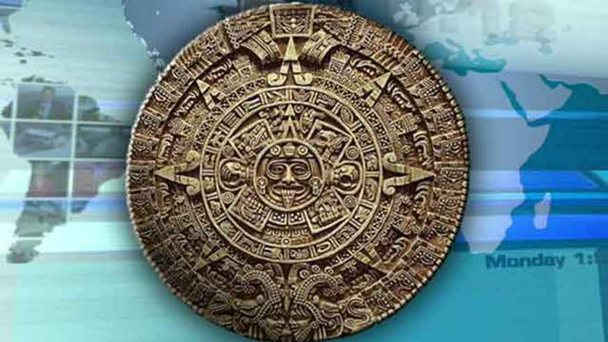 Mayan calendar predicts upcoming apocalypse