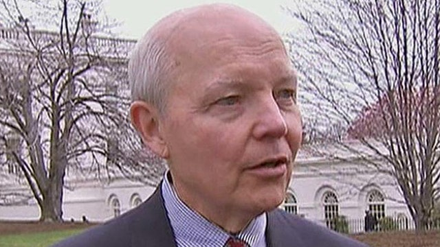 IRS commissioner nominee faces tough questions at hearing