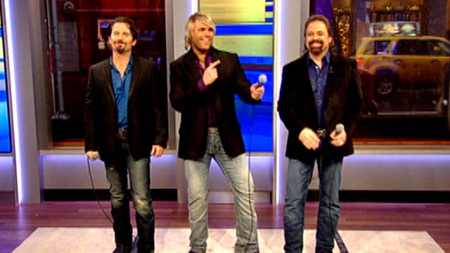 After the Show Show:  Texas Tenors