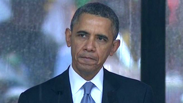 Obama: Mandela changed laws, but also hearts