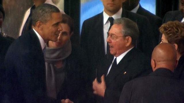 Greta: The right way to judge Obama's handshake