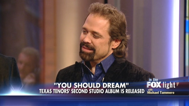In the FOXlight: The Texas Tenors Sing 'Santa Claus is Coming Tonight'