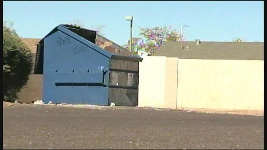 Police have identified the body found in a dumpster at an apartment complex in Mesa, Arizona.